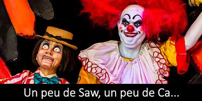 Se déguiser en clown pour Halloween
