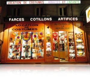 Magasin décoration de fête Paris 3 déco Anniversaires et tous événements